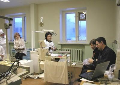 Russian Dental Missions
